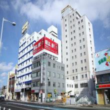 (画像)スマイルホテル函館