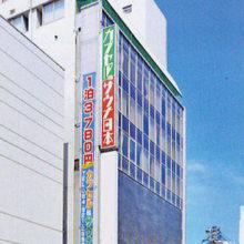 (画像)カプセル&サウナ日本