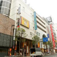(画像)新宿区役所前