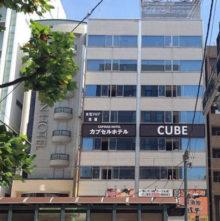(画像)カプセルホテルCUBE