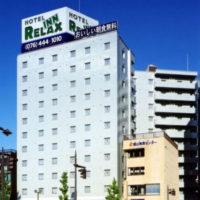 (画像)ホテルリラックスイン富山
