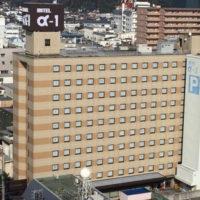 (画像)ホテルアルファーワン鳥取
