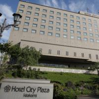 (画像)ホテルシティプラザ北上