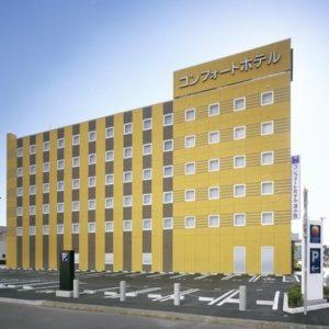 (画像)コンフォートホテル苫小牧