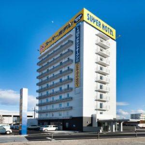 (画像)スーパーホテル鈴鹿