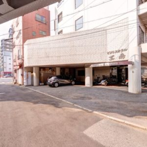 (画像)ビジネスホテル三島