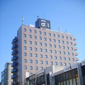 (画像)ホテルアルファーワン米子