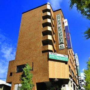 (画像)ホテルアルフレックス徳山駅前