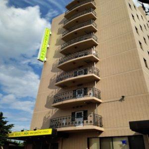 (画像)ホテルセレクトイン八戸中央
