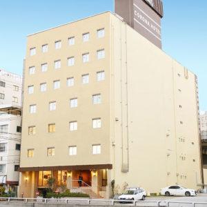 (画像)大阪コロナホテル