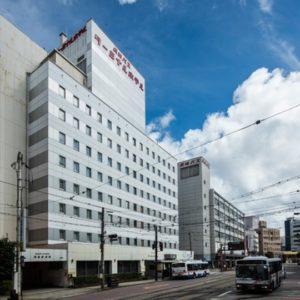 (画像)長崎バスターミナルホテル