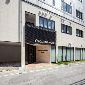 (画像)Y's CABIN&HOTEL