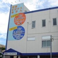 (画像)駅前ビジネスホテル